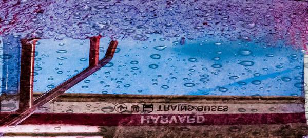 Photograph - Reflective Harvard by Christina Maiorano