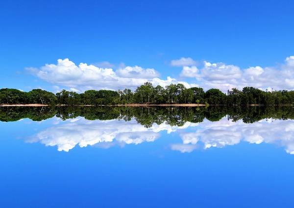 Photograph - Reflective Lake Patricia by Joan Stratton