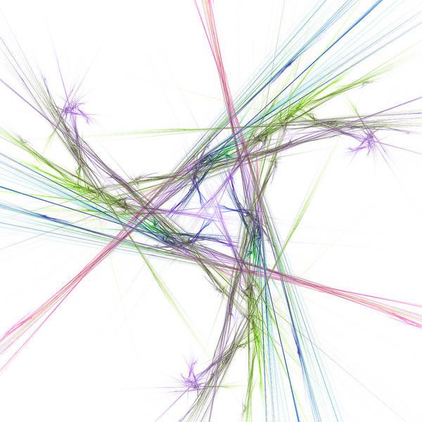 Digital Art - Refracaded by Andrew Kotlinski