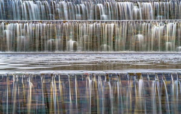 Photograph - Refreshing Falls by Jonathan Hansen