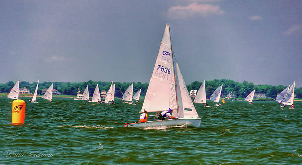 Wall Art - Photograph - Regatta Time by Kathi Isserman