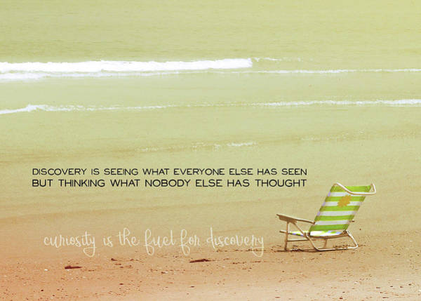 Photograph - Relax Quote by JAMART Photography