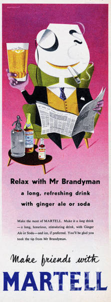 Wall Art - Photograph - Relax With Mr Brandyman by Picture Post