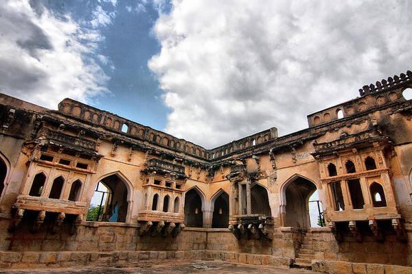 Bangalore Photograph - Remains Of Hampi by Gulfu Photography