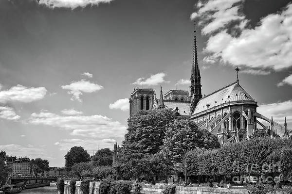 Wall Art - Photograph - Remembering Notre Dame by Delphimages Photo Creations