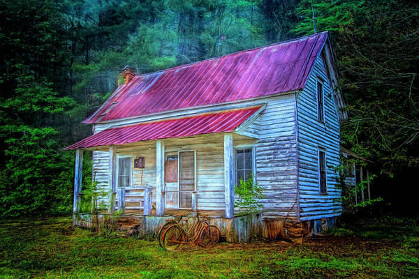 Photograph - Remembering Old Times by Debra and Dave Vanderlaan