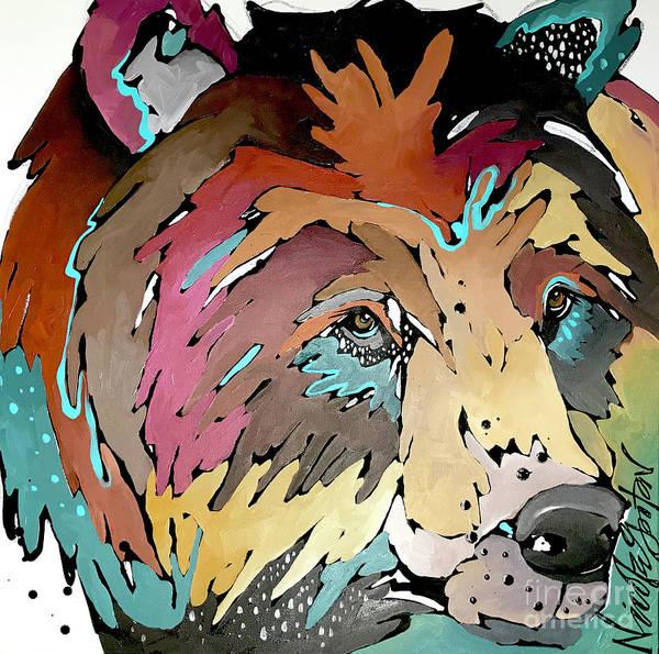 Painting - Reminisce by Nicole Gaitan