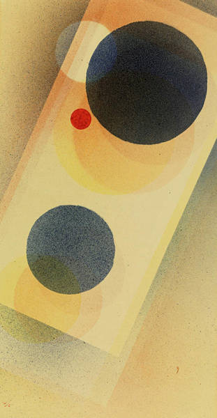 Wall Art - Painting - Removed, 1931 by Wassily Kandinsky