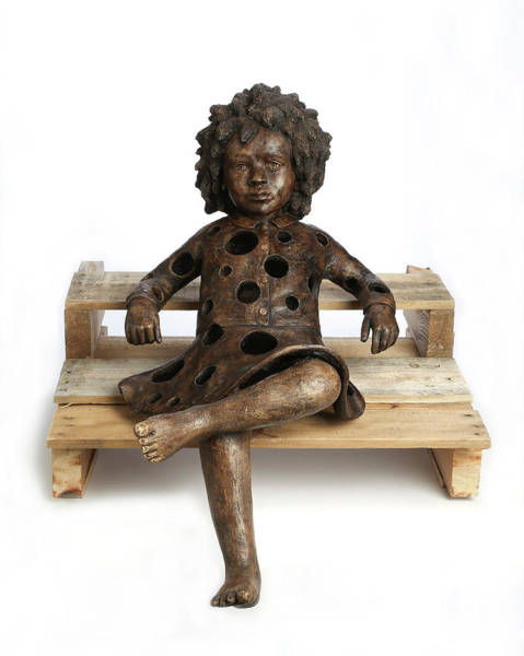 Wall Art - Sculpture - Reparations by Ann Meany