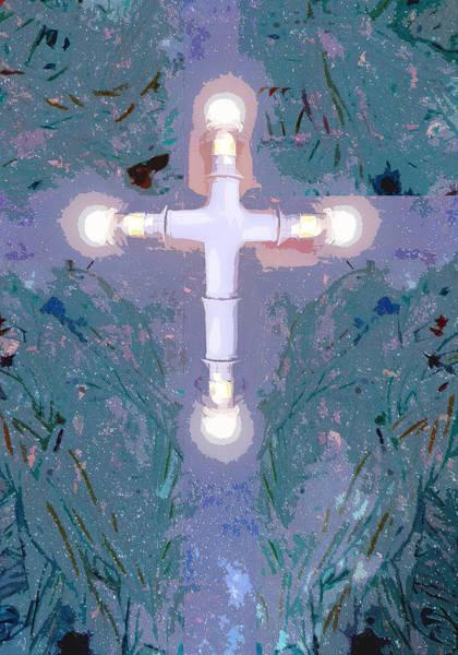 Digital Art - Repentance by Payet Emmanuel