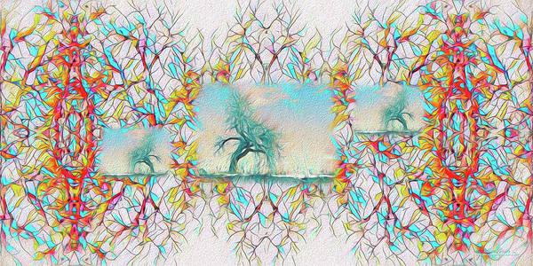 Bonsai Tree Digital Art - Repetition by Mike Braun