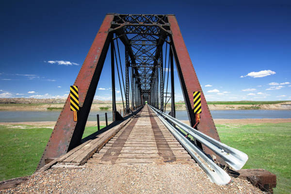 Wall Art - Photograph - Repurposed Bridge by Todd Klassy