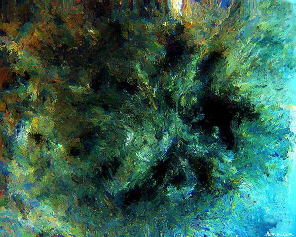 Digital Art - Residuum by Rein Nomm