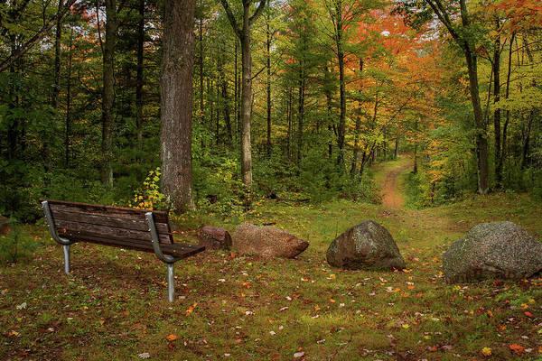 Photograph - Restful Rocks by David Heilman