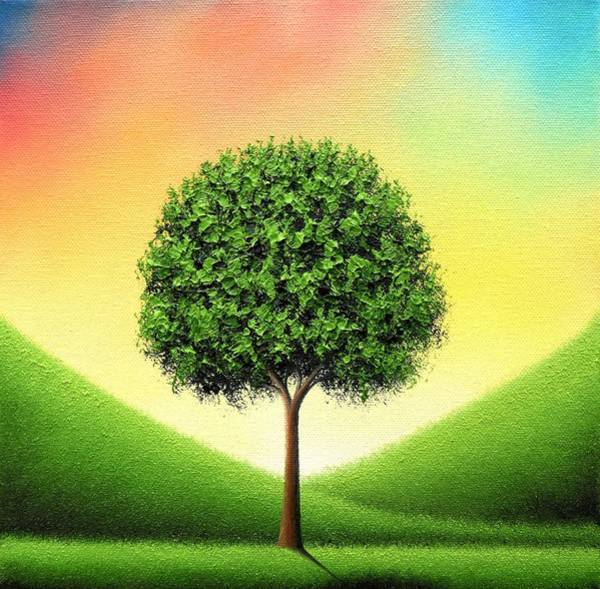 Wall Art - Painting - Resting Place by Rachel Bingaman