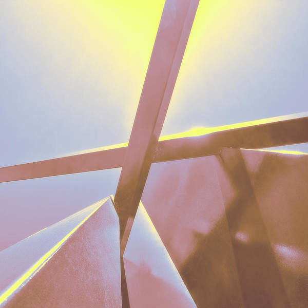 Wall Art - Photograph - Resurrection First Light Rise Of Abstraction by William Dey