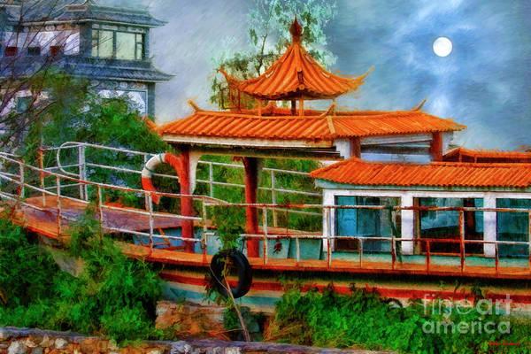 Photograph - Retired China Boat by Blake Richards