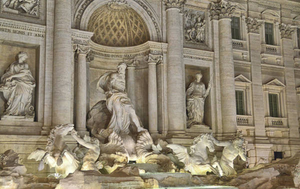 Photograph - Return To Rome by JAMART Photography