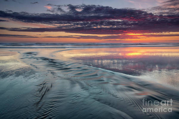 Wall Art - Photograph - Return To Waves by Mike Dawson