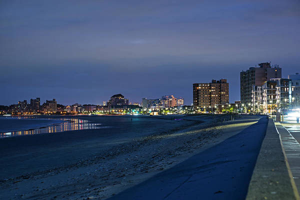 Photograph - Revere Beach Summer Evening Revere Ma by Toby McGuire