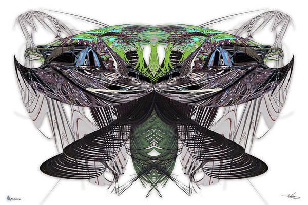 Awesome Show Digital Art - Rewind 18 by Warren Lynn