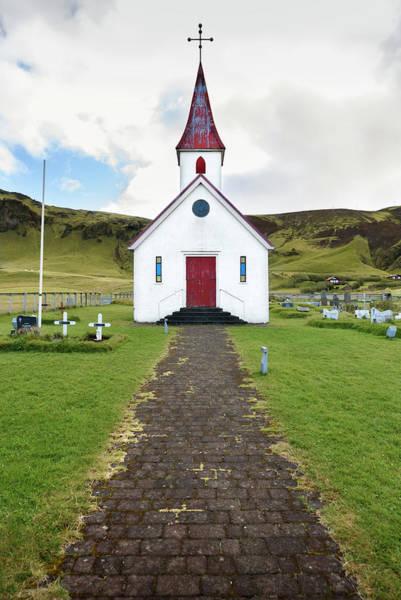 Photograph - Reyniskirkja Church by RicardMN Photography