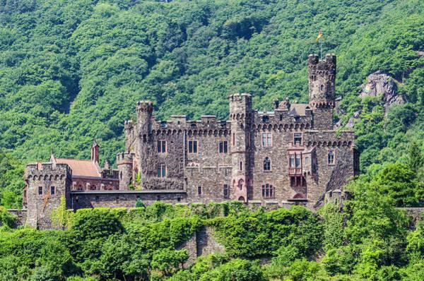 Photograph - Rheinstein Castle - 2 by Paul Croll