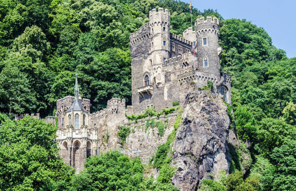 Photograph - Rheinstein Castle by Paul Croll