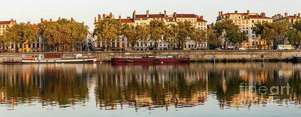 Photograph - Rhone Morning Panorama by Thomas Marchessault