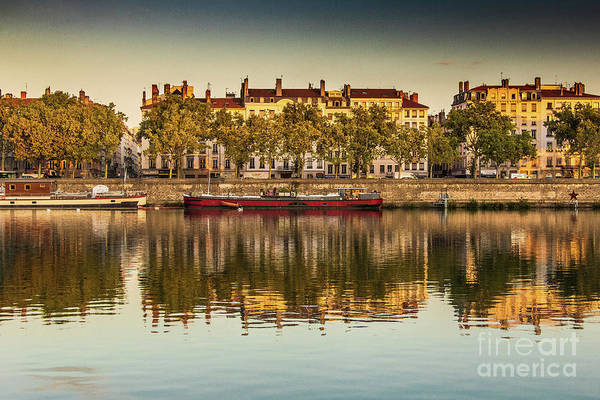 Photograph - Rhone Morning by Thomas Marchessault