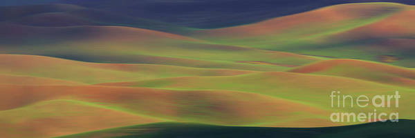 Photograph - Rhythm Of The Palouse by Beve Brown-Clark Photography