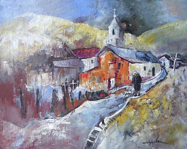 Painting - Ribera Del Duero 18 by Miki De Goodaboom