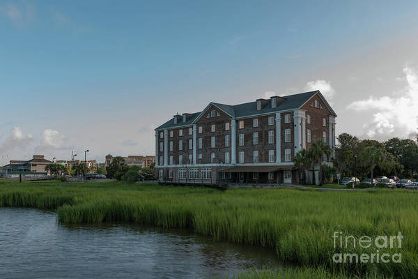 Photograph - Rice Mill - Charleston South Carolina  by Dale Powell