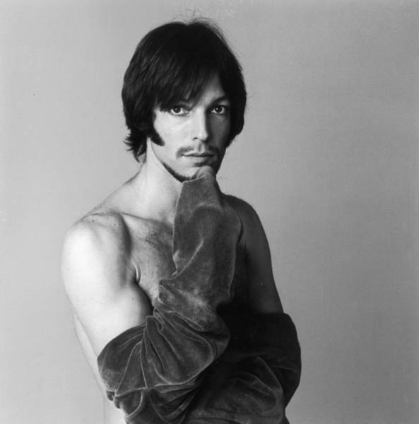 Photograph - Richard Chamberlain by Jack Robinson