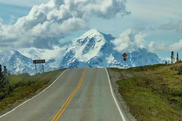 Wall Art - Photograph - Richardson Highway by Bill Gallagher