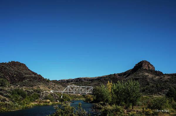 Photograph - Rio Grande Bridge Crossing by Karen Slagle