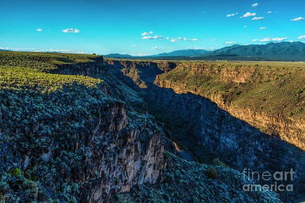 Photograph - Rio Grande Gorge by Jon Burch Photography