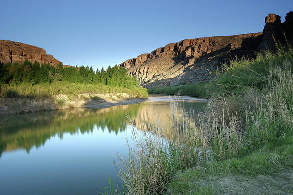 Gulf State Park Photograph - Rio Grande Morning by Ericfoltz