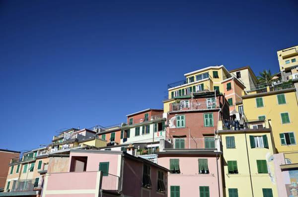 Villa Photograph - Riomaggiore by Eduleite