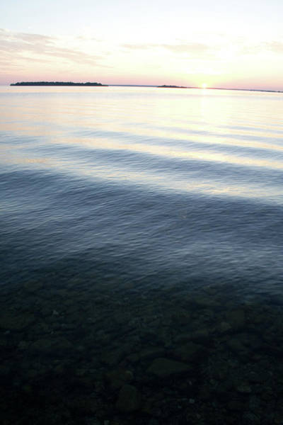 Photograph - Ripple Bay by Dylan Punke