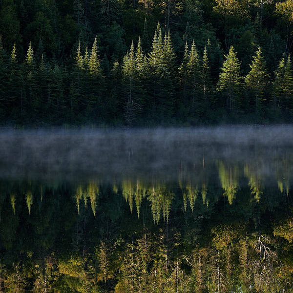 Photograph - Ripple Lake by Doug Gibbons