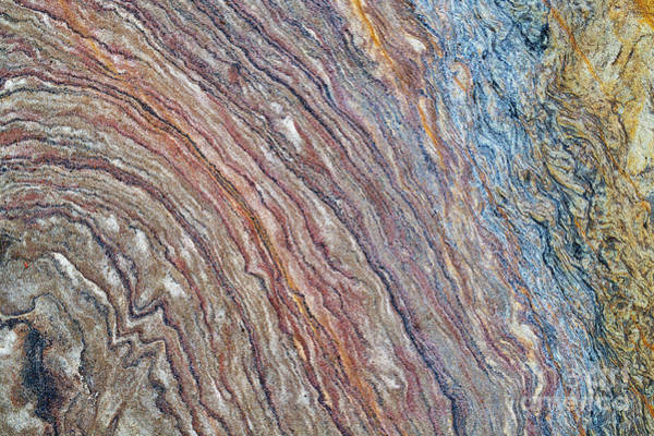 Wall Art - Photograph - Ripples Of Stone by Tim Gainey