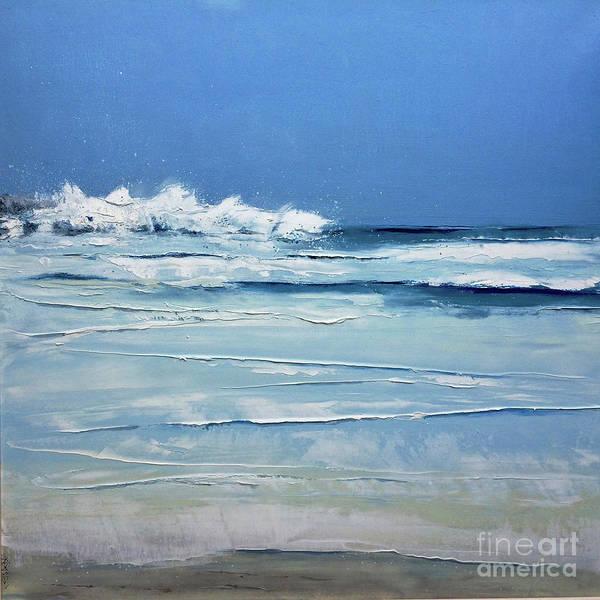 Start Over Painting - Rising Tide by Chris Elsden