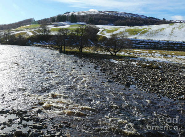 Photograph - River Avon Near Tomintoul by Phil Banks
