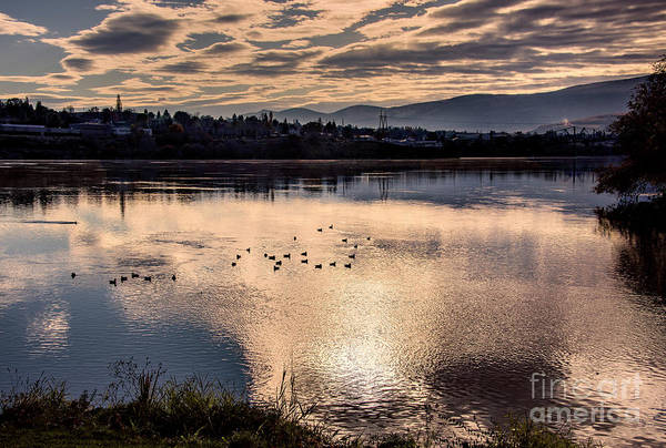 Photograph - River Of Clouds by Mae Wertz