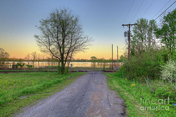 Wall Art - Photograph - River Road  by Larry Braun