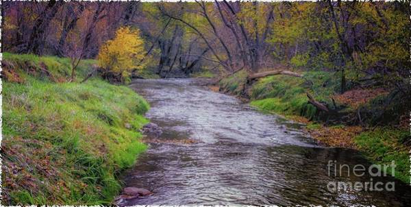 Photograph - River Running Through by Natural Abstract Photography