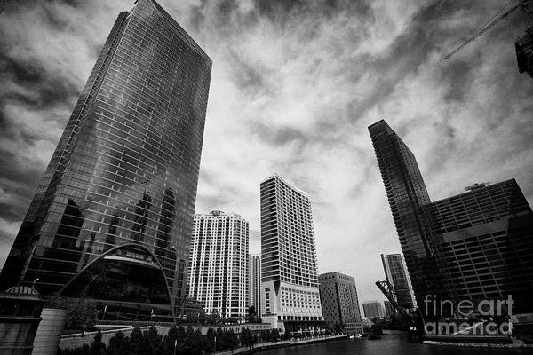 Wall Art - Photograph - Riverpoint, Riverfront Park, Riverbend Residences And West Mart Center Apartment Blocks And Office B by Joe Fox