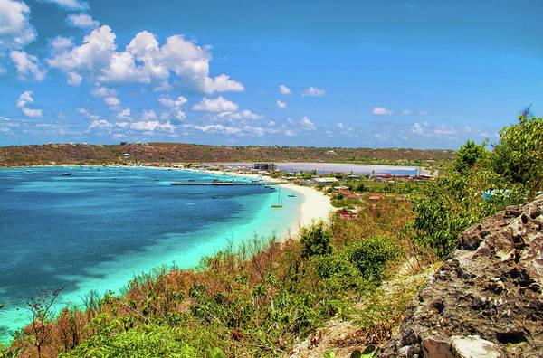 Photograph - Road Bay Overlook Sandy Ground Anguilla by Ola Allen