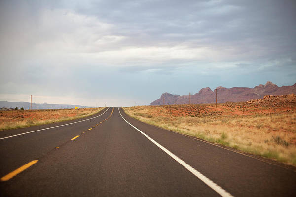 Road Photograph - Road by Elena Fantini